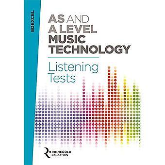 Edexcel AS and A Level Music Technology Listening Tests by James Reev