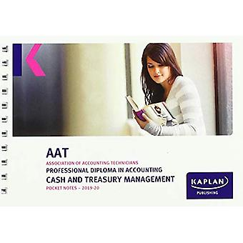 CASH AND TREASURY MANAGEMENT - POCKET NOTES by KAPLAN PUBLISHING - 97