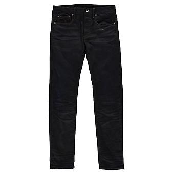 G Star Mens Raw 3301 Slim Jeans Trousers Bottoms Pants