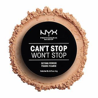 NYX PROF. MAKEUP Can't Stop Won't Stop Setting Powder - Medium