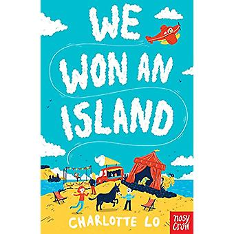 We Won an Island by Charlotte Lo - 9781788000413 Book