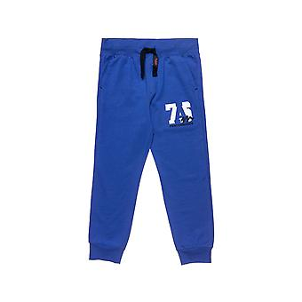 Alouette Boys' Moovers Slim Fit Pants With Print