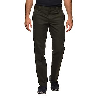 Dickies Men's Olive Casual Pants