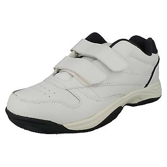 Mens Hi-Tec Sport Athletic Collection Trainers Legend Hook & Loop