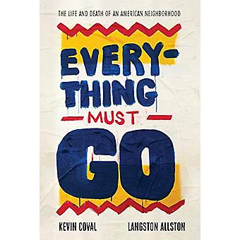 Everything Must Go de Kevin Coval - 9781642590265 Livre