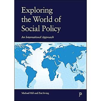 Udforskning af den sociale politiks verden - En international tilgang fra Mi