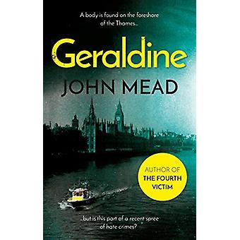 Geraldine by John Mead - 9781912881772 Book