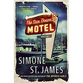 The Sun Down Motel by Simone St. James - 9780440000174 Book