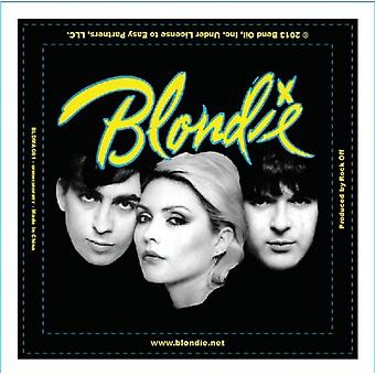 Blondie Fridge Magnet Eat to the Beat new Official 76mm x 76mm
