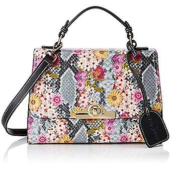 Laura Vita 2614 - Grey Women's Bucket Bags (Gris) 10.0x20.0x27.0 cm (W x H L)