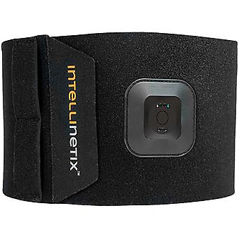 Brownmed Intellinetix Vibrating Back Therapy Wrap - Universal - Black