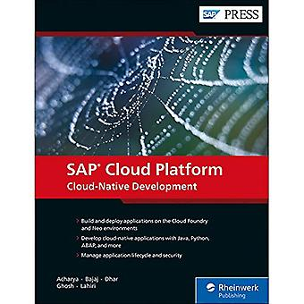 Cloud-Native App Dev w/SAP Cloud by Gairik Acharya - 9781493217472 Bo