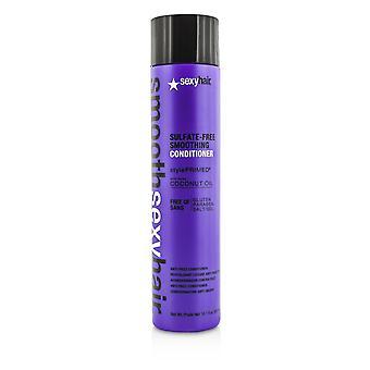 Acondicionador de alisado sin sulfato de sulfato de cabello liso (anti frizz) 186252 300ml/10.1oz