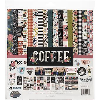 Echo Park Coffee 12x12 Inch Collection Kit