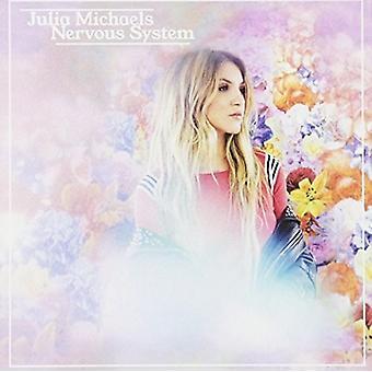 Michaels*Julia - Nervous System [CD] USA import