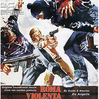 Various Artists - Roma Violenta [CD] USA import