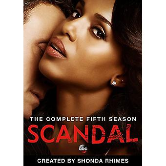 Scandal: The Complete Fifth Season [DVD] USA import