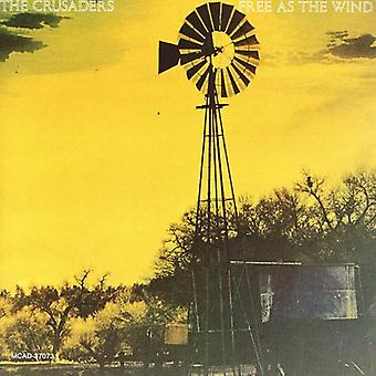 Crusaders - Free as the Wind [CD] USA import