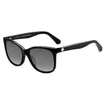 كيت سبيد دانالين/S 807/WJ أسود/نظارات شمسية رمادية متدرجة