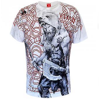 Aquila-Viking Bear Spirit-puuvillainen t-paita