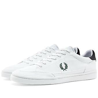 Fred Perry Men's Deuce Canvas Tricot Trainers B5148-100