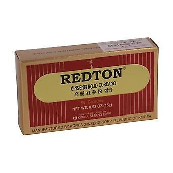 Redton Red Ginseng 50 capsules