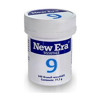 Schüssler 9 Natrium Phosphoricum 240 tablets