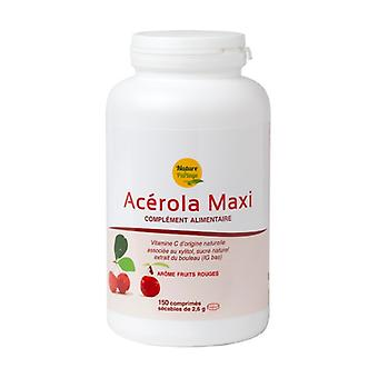 Acerola Maxi 150 tablets (Red Berries)