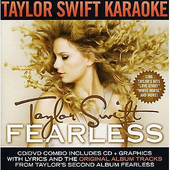 Taylor Swift - Fearless Karaoke [CD] USA import