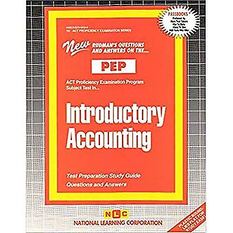 INTRODUCTORY ACCOUNTING: Passbooks Study Guide