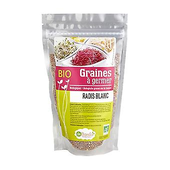 Seeds to sprout - Organic white radish 200 g
