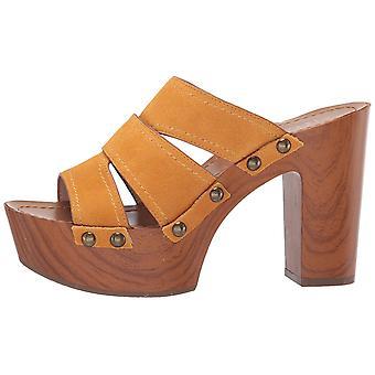 BCBGeneration Women's Zadie Two Piece Wedge Sandal