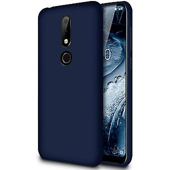 Ultra Thin Shell for Nokia 6.1 Plus (Nokia X6) Ultra-Slim Silicone Mobile Case
