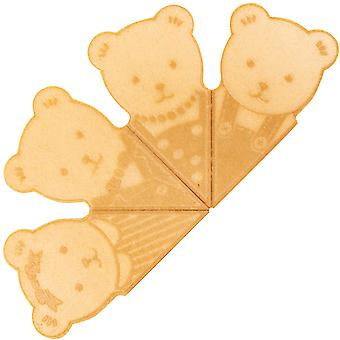 Marcantonio Little Bear Fan Wafers