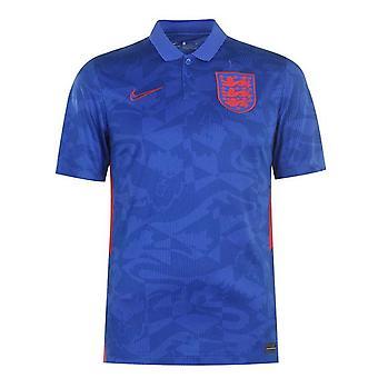 2020-2021 England Borta Nike Fotboll Skjorta