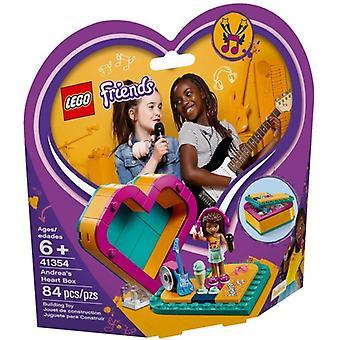 LEGO 41354 Andrean sydämen muotoinen laatikko