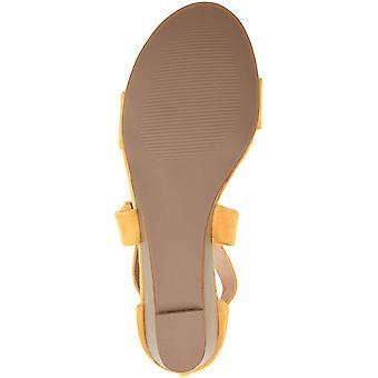 Brinley Co. naisten solmu sandaalin kiila