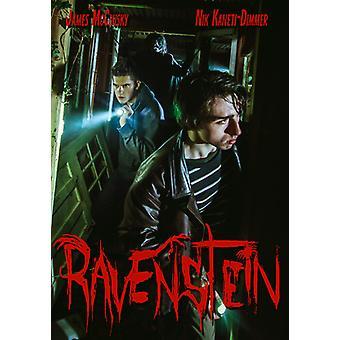 Ravenstein [DVD] Tuo Yhdysvallat