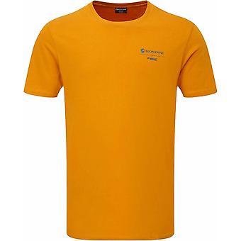 Montane Crag roept T-shirt