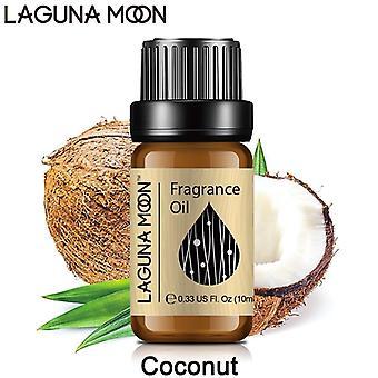 Lagunamoon duft kokos jasmin oransje patchouli oljer til stearinlys såpe