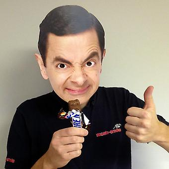 Mr Bean Party Face Mask