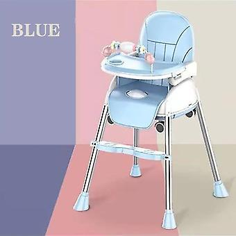 Folding Dining Highchair For Children Baby Feeding Table And Chair Booster Seat