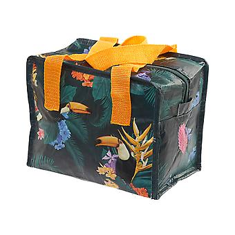 Puckator gerecycled plastic lunchtas Toucan Party MBAG01