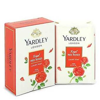 Yardley London Soaps By Yardley London Royal Red Roses Luxury Soap 3.5 Oz (women) V728-550757