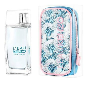 Kenzo L'Eau Kenzo Pour Femme Neo Edition Eau de Toilette Spray 50ml