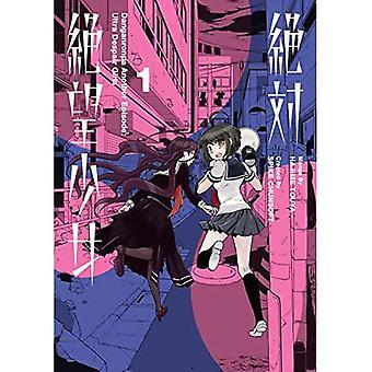 Danganronpa Eine weitere Episode: Ultra Despair Girls Volume 1