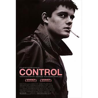 Contrôle Movie Poster Print (27 x 40)