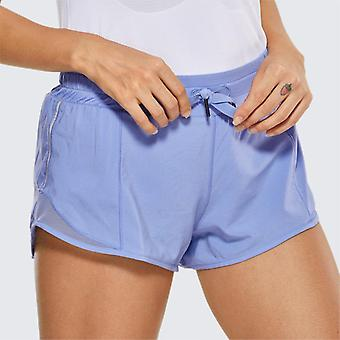 Women's Sports Shorts With Pocket