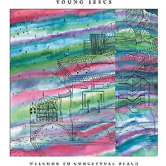 Young Jesus - Welcome To Conceptual Beach [Vinyl] USA import