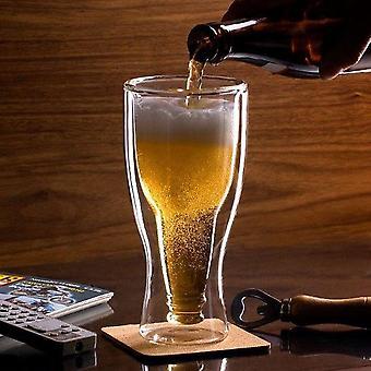 Glass Beer Bottle